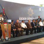 Se gradúan 54 nuevos policías en Irapuato