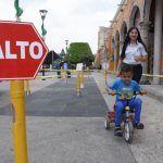 Feria de Prevención en Plaza Constitución
