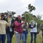 Reforestan Carrizo del Cerro, comunidad que se encuentra dentro del Área Natural Protegida