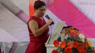Photo of Rinde Larisa Solórzano Primer Informe de Gobierno