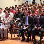 Recibe la UG a estudiantes de la Universidad de Guadalajara para encuentro académico
