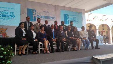 Photo of Armando Solís, alcalde de Huanímaro rinde su Primer Informe