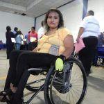 Andrea Alejandra sale a buscar empleo para sacar adelante a sus hijos