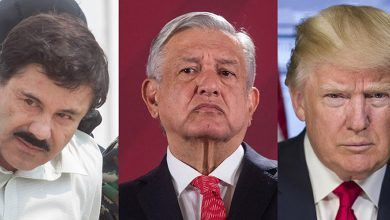 """Photo of """"El Chapo"""" quiere que AMLO reparta su dinero a indígenas"""