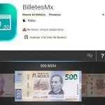 Nueva aplicación detecta billetes falsos