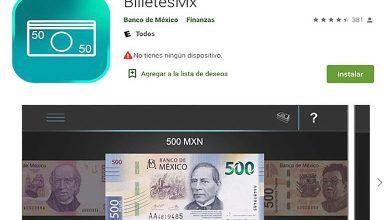 Photo of Nueva aplicación detecta billetes falsos