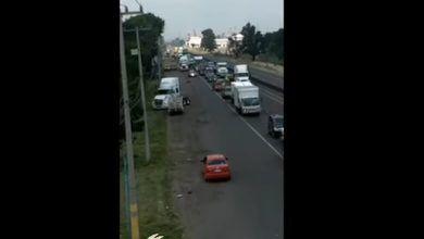 Photo of Balacera en plena carretera deja cuatro muertos; un estudiante, víctima colateral
