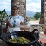 Mónica, cocinera tradicional de Pénjamo y su buen sazón