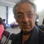 Félix de 68 años busca un empleo formal