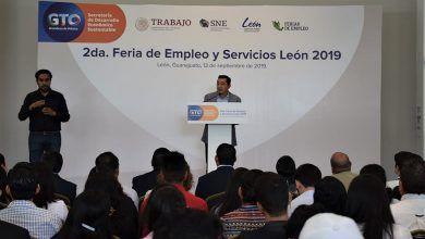 Photo of Inauguran la 2da Feria de Empleo y Servicios León 2019