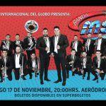 Banda MS cantará en el Festival Internacional del Globo