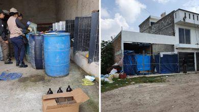 Photo of Decomisan combustible robado en León