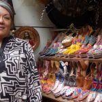 Huarache artesanal orgullo mexicano