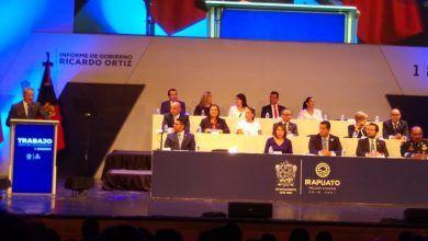 Photo of ROG contra gobierno de AMLO en su discurso de informe