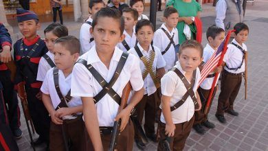 """Photo of Conmemoran 172 aniversario """"niños héroes"""""""