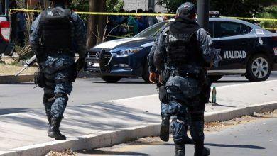 Photo of Asesinan a comandante en Celaya; suman 7 elementos de seguridad acribillados en 5 días