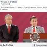 """Ricardo Sheffield """"arranca campaña"""" en redes sociales"""