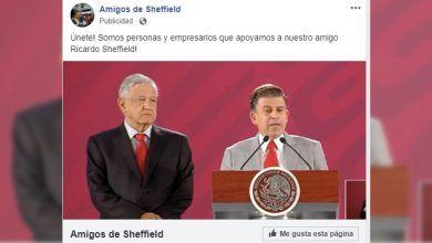 """Photo of Ricardo Sheffield """"arranca campaña"""" en redes sociales"""
