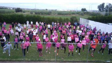 """Photo of Participan en la 6ta. Carrera """"Piensa en Rosa"""""""