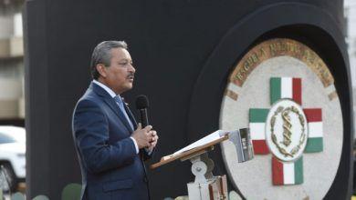 Photo of Entregan monumento en honor a la escuela médico militar