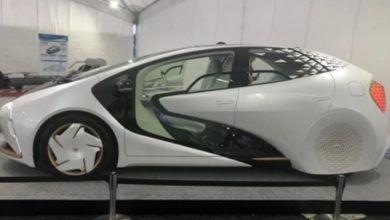Photo of Presentan el vehículo oficial de los Juegos Olímpicos de Tokio 2020