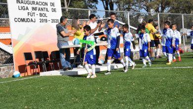 Photo of Inicia temporada 2019-2020 de Liga Infantil de Futbol
