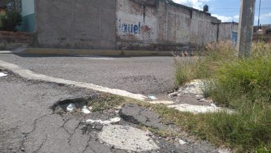 Photo of Calles viejas y sin mantenimiento vial encontrarás en Abasolo