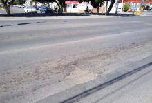Photo of Colosal bache frente a la UQI causa molestias en transporte público y autos particulares