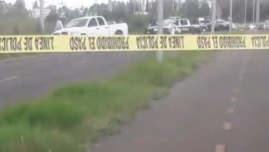 Photo of Balacera en Celaya, abandonan camioneta rafagueda