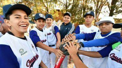 Photo of Fomentan deporte con copa de béisbol 2019