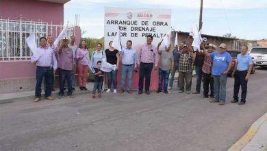 Photo of Samuel Cruz inicia 3 obras de Drenaje por una inversión de $ 2.3 mdp