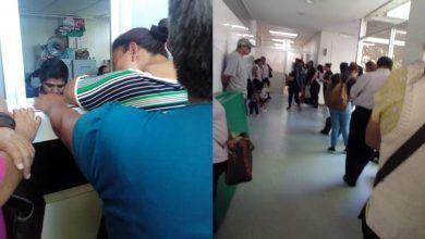 Photo of Duran horas formados y resulta que no hay citas: IMSS de Irapuato