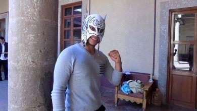 Photo of Luchador con corazón de héroe