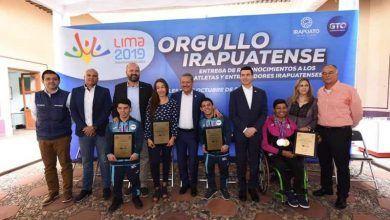 Photo of Reconocen logros  De atletas parapanamericanos