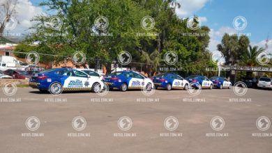 Photo of Guardan patrullas nuevas en Guanajuato y no se entregan a municipios