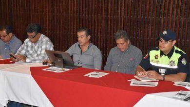 Photo of Tercera Sesión de Consejo de Protección Civil