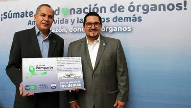 Photo of Firma titular de SICOM acreditación como donador de órganos