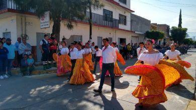 Photo of Conmemoran CIX aniversario de la revolución mexicana con acto cívico y desfile