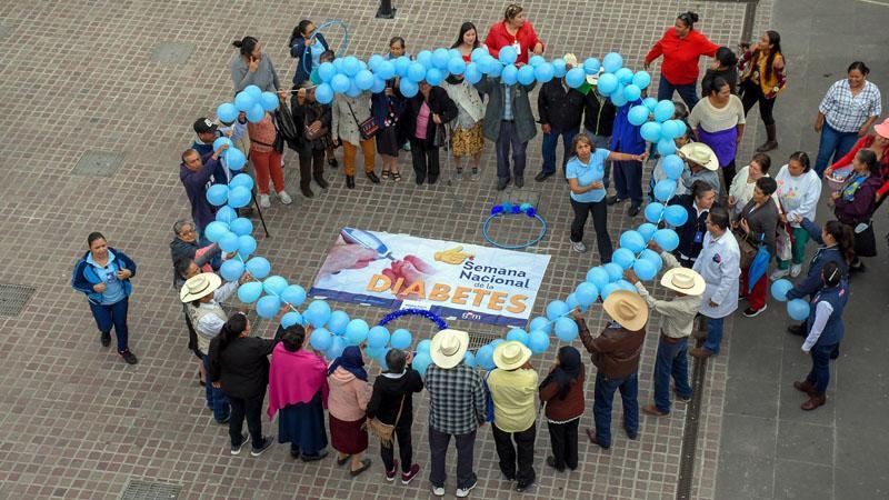 Conmemoran Día Mundial contra la Diabetes, en Abasolo - Periodico Notus