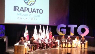Photo of Reconocen a Irapuato por tener Responsabilidad Social Empresarial