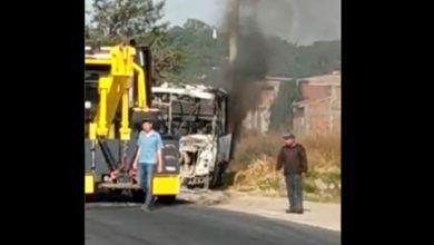 Photo of Operativo militar desata bloqueos y quema de camiones en Juventino Rosas