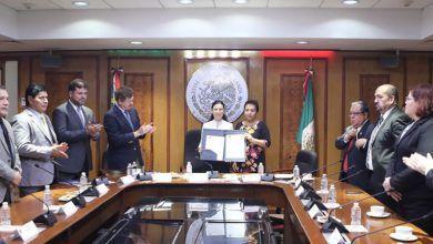 Photo of Estrechan lazos con la Cámara de Diputados del Congreso de la Unión