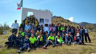 Photo of Conmemoran el 202 aniversario luctuoso de Francisco Javier Mina