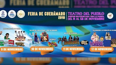 Photo of Presenta Cuerámaro cartel de la Feria 2019