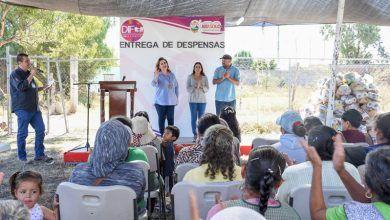 Photo of DIF entrega despensas en Colonia Hermosillo