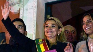Photo of Jeanine Añez nueva presidenta de Bolivia