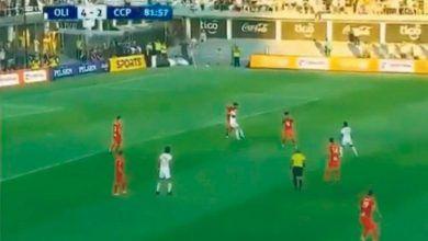 Photo of Defensa de Cerro Porteño muerde en la cabeza a jugador rival (video)