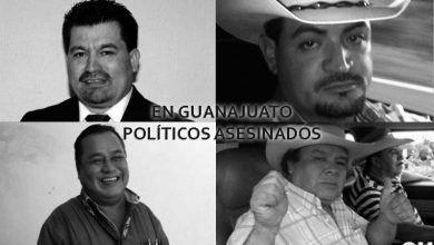 Photo of Asesinatos políticos en Guanajuato: ¿Hay interés por investigar?
