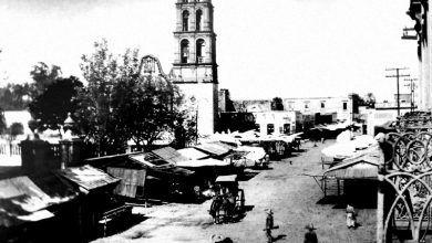 Photo of Irapuato durante la Revolución Mexicana