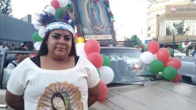 Photo of Agradece a la  'virgen morena' milagros recibidos